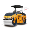Cheap Price 6ton Double Drum Vibratory Roller Yzc6/Yzdc6