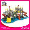 Caesar Castle Series 2017 Latest Outdoor/Indoor Playground Equipment, Plastic Slide, Amusement Park GS TUV (KC-007)