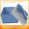 Square Cardboard Paper Craft Storage Box (BLF-GB105)