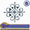 Decoration Home Garden Decorative Wrought Iron Rosette
