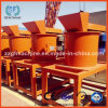 Vertical Type Single Shaft Shredder