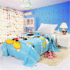 Polyester Mouse Coral Fleece Blanket (CR1402)