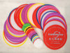 Advertisement Promotion Nylon Frisbee or New Promotion Foldable Nylon Frisbee 2013 Design (HS302)