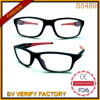 S5439 Double Injection Sports Sunglasses with Clear Lens