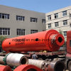 Dry Ball Mill Grinding for Calcium Carbonate