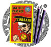 No. 1 Match Cracker 5 Bangs Fireworks