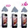6X Newest HD Clear LCD Screen Protector Cover Guard for iPhone 5