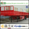 Side Wall Bulk Cargo Transport Semi Trailer