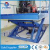 Heavy Duty Hydraulic Single Scissor Lift with Dock Leveler