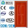 Hot Sale China High Quality Steel Wooden Door