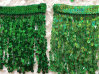 30cm High Quality Thickness Sequins Fringe for Dancing Dress