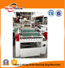 Hot Cutting Side Sealing Machine Plastic T-Shirt Bag Making Machine