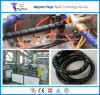 PE PP Spiral Protector Making Machine / Spiral Hose Guard Production Line
