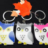 Custom Made Owl Shape Cute Keychain for Promotion