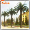 China Wholesale Artificial Decorative Metal Date Palm Trees