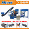Qt4-20 Automatic Hydraulic Coal Brick Making Machine