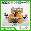 High Quality Wooden Office Desk Three Persons Workstation (OD-68)