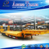 3axles Excavator Transport Gooseneck Lowboy Low Bed Trailer for Sale