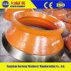 High Manganese Cone Crusher Wear Bowl Liner