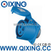 Economic Type Cee Plug for Panel Mounted (QX-1395)