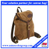 Casual Leisure Canvas Backpack for School and Children