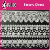 New Arrival Decorative Lace 100% Polyester Sewing Lace Trim