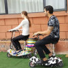 Foldable 2 Wheel Mobility Throttle Grip Self Balance Electric Scooter