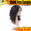 Higher Density Brazilian Hair Wig with Silk