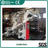 Cj886 High Speed Flexographic Printing Machine with Double Unwind