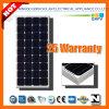130W 156mono Silicon Solar Module with IEC 61215, IEC 61730