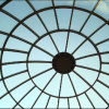 Clear Laminated Glass Dome Hot Selling