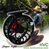 Light Weight Aluminium CNC Machined Fly Fishing Reel