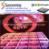 2017 Cool Design for Night Club or T Show Infinite 3D LED Dance Floor