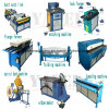 HVAC Air Duct Machine for Ventilation Pipe Production