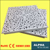 Metal Suspended Irregular Perforated Aluminum Clip in Tile Ceiling