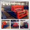 Double Deck Panel Roll Forming Machine for Roof and Wall
