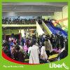 Trampoline Park with Big Slide for Sale