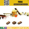 Fd4-10 Automatic Hydraulic Compressed Stabilized Earth Blocks Machine