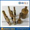 Brazed Diamond Stone Bit for Drilling Stone