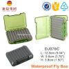 Double Side Clear Lid Waterproof Fly Box