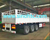 High Quality 3 Axles Cargo Trailer