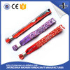 2017 Good Quality Fabric Woven Wristband for Events