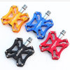 MTB Mountain Bike Pedals Flat Platform Aluminum Alloy Sealed Bearing Pedals