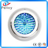 Multi Color RGB Underwater Boat Drain Plug LED Swimming Pool Lights Wireless