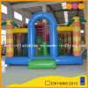 Inflatable Slide with Small Obstacle Amusement Park (AQ07102-2)