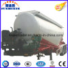 3 Axis Smokeless Coal Powder Tanker Truck Semi Trailer