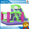 840d Polyester and Tarpaulin Inflatable Play Bouncer with Pool