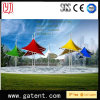 Outdoor Landscape Umbrella Shape Shading Tent