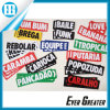 Custom UV Resistant Die Cut Car Vinyl Sticker for Car Advertising