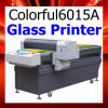 Eco Solvent Printer, Mutoh 6*15m Digital Glass Printing Machine (Colorful 6015A)